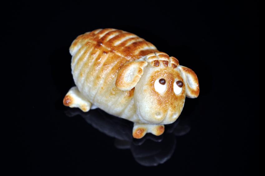 Königsberger Marzipan Schaf
