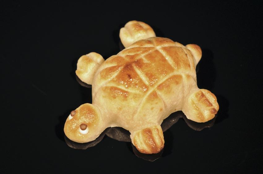 Königsberger Marzipan Schildkröte 50g