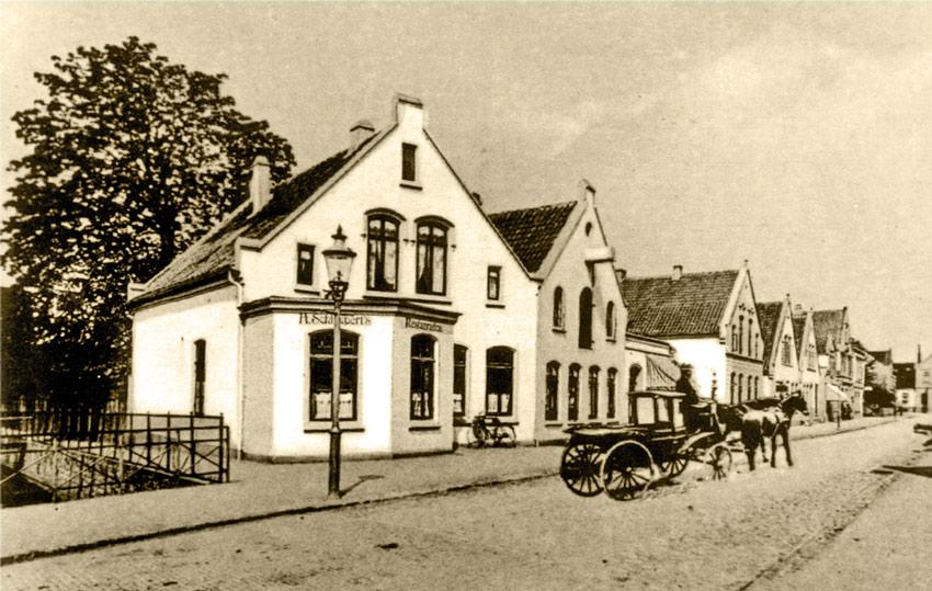 Gastwirtschaft Wassmann - Bahnhofstraße / Delmenhorst